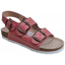 Santé D/303/C30/BP obuv dětská červená