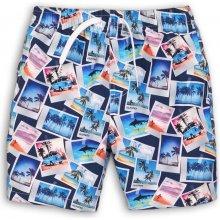 Minoti chlapecké plavecké šortky Obs barevné
