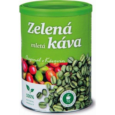 Kávoviny Zelená Káva Green Coffee 100% 230 g