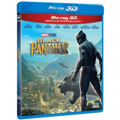 Black Panther 2D+3D BD