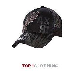 Armani Exchange kšiltovka Eagle Baseball Hat pán. alternativy ... ebd37dbabc