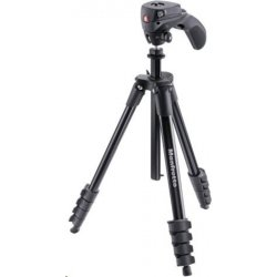 Manfrotto Compact Action černý