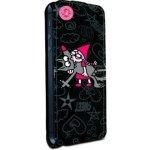 Pouzdro typu flap KUKUXUMUSU iPhone 5/5S/SE motiv Besukao