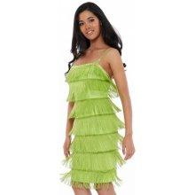 Goddiva dámské šaty Chantelle D983 limetková c73e92398d8
