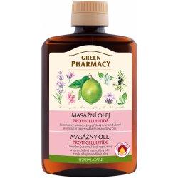 Green Pharmacy Body Care masážní olej proti celulitidě 200 ml