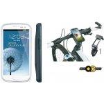 Pouzdro TOPEAK RideCase Samsung Galaxy S3 černé