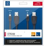 Speed-Link Stream Play & Charge kabel Set PS4