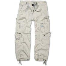 Brandit kalhoty Pure Vintage trouser bílé