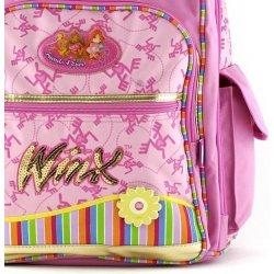 Winx Club batoh Friends Forever růžový větší od 1 140 Kč - Heureka.cz 2ffb227ae2