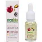 NEOBIO Pleťový olej Bio Granátové jablko & Argan 15 ml