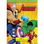 Avengers: nejmocnější hrdinové světa 1 DVD
