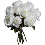 Kytice růží bílá - SIA