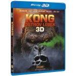 Kong: Ostrov lebek 3D BD