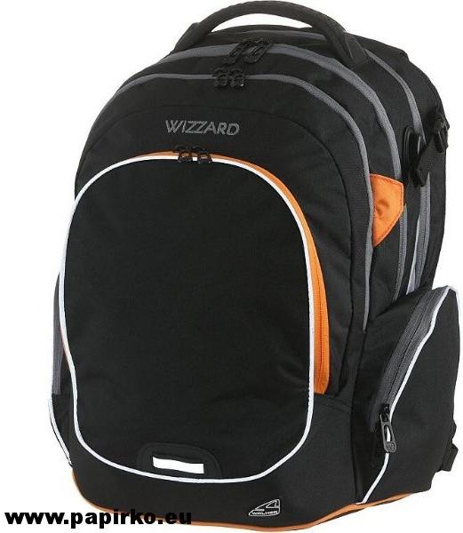 Walker batoh Wizzard černá od 1 599 Kč - Heureka.cz a281e7866b