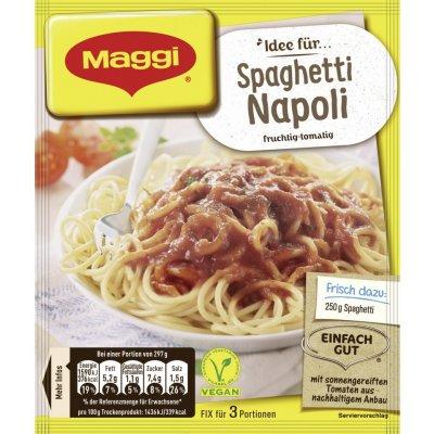 Maggi Idee špagety Napoli pro 3 porce 42 g