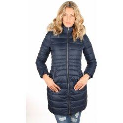 Tommy Hilfiger Basic dámský péřový kabát tm.modrá alternativy ... c67556412a