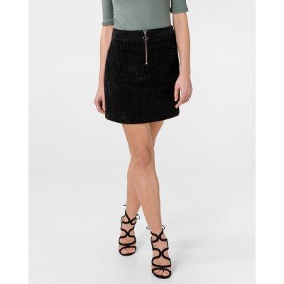 Vero Moda Cordatine sukně dámské černá