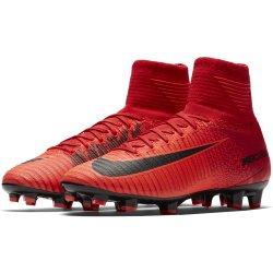 Nike Mercurial Superfly V FG červená černá alternativy - Heureka.cz f402a8aeaa8