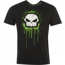 No Fear Core Graph T Shirt Mens Black