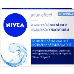 Pleťový krém Nivea Visage Regenerační noční krém 50 ml