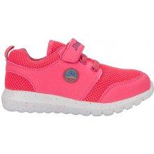 J HAYBER Dívčí běžecké tenisky - růžové