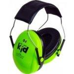 Dětská ochranná sluchátka Peltor Kid -27 dB zelená