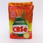 CBSE Rostlinný čaj Yerba Mate Energia Guarana 500 g