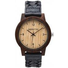 Weargepetto Luxusní dřevěné MIDNIGHT E1/1C