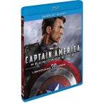 Captain America: První Avenger 2D+3D BD