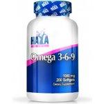 Haya labs Omega 3-6-9 200 kapslí