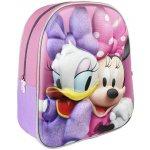 Cerda batoh Minnie a Daisy 3D růžový