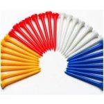 Silverline plastová týčka 5,4cm, 40 kusů