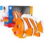 Huile Toys Utíkající hudební ryba Nemo do vody