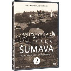 Zmizelá Šumava 2 DVD