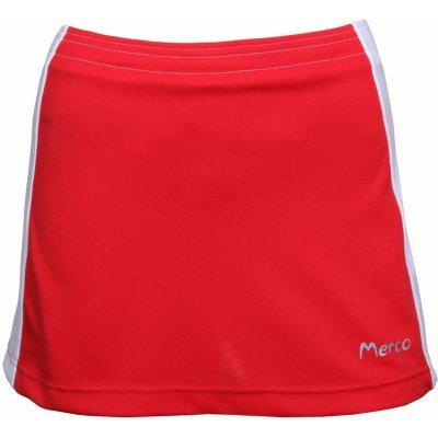 Merco sukně SK 01 červená bílá