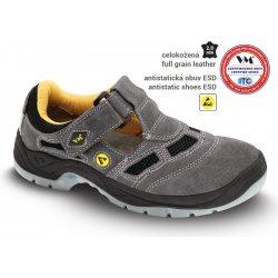 Pracovní obuv BERN 2885 S-S1 ESD