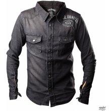 Jack Daniels Long Sleeve Košile
