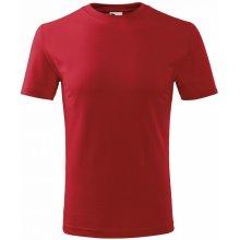 Adler tričko dětské Classic New červené
