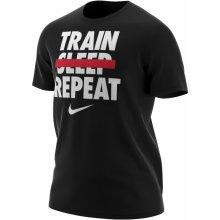 Nike DRY TEE DFC VERB černé AV5400-010 23d6eae991