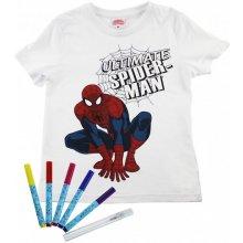 ReDraw Chlapecké kreativní tričko Spiderman