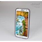Pouzdro Jekod TPU Ochranné Samsung N7100 Galaxy Note II Černé
