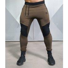 Body Engineers NERI sportovní tepláky – army green