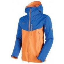 Mammut Nordwand Pro HS Hooded jacket men sunrice-ice bunda oranžová 4e2c9148015