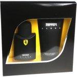 Ferrari Black EdT 75 ml + sprchový gel 150 ml dárková sada