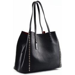 9e8f943754 Bright krásná Fashion kožená rozšiřovací kabelka černá alternativy ...