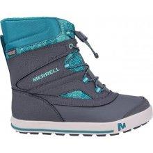 Merrell SNOW BANK 2.0 WTPF MC57104 šedá