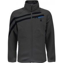Svetr Spyder Men`s Wengen Full Zip Mid Wt Stryke Fleece 417027-001