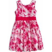fb76c7cac1c Dívčí letní šaty MINOTI MIX růžové