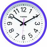 Twins hodiny 10510 blue