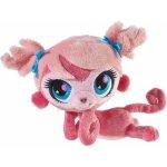 Plyšový Little Pet Shop Opička Minka 25 cm